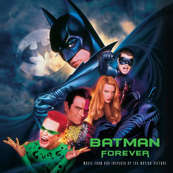 Batman Forever (Various Artists)