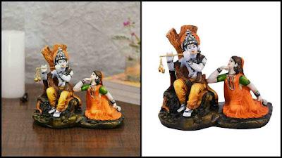 Radha Murti Krishna Statue