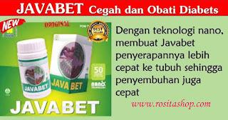 Jual Khasiat Manfaat Javabet Obat Herbal Diabetes