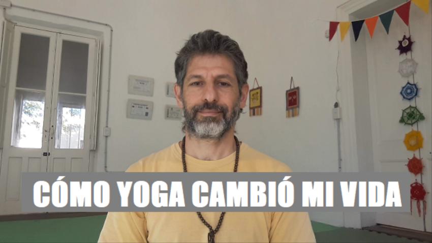 Video: Cómo Yoga cambió mi vida | Motivación y superación personal.