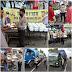 Sat Sabhara Polres Belawan Bagi Nasi Bungkus Di Simpang Buaya Kampung Salam   Kepada Warga Terdampak Virus Corona ( Covid -19 ) di Bulan Suci Ramadhan