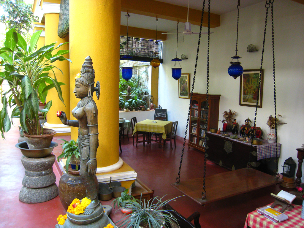Pinkz Passion Colonial Oasis Heritage Homestay Pondicherry