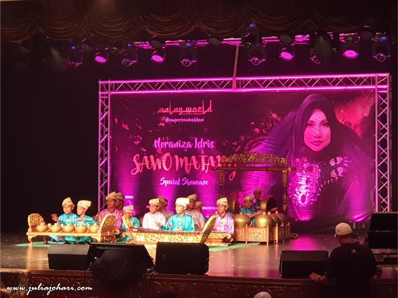 [LIVE] Rezeki Tonton Konsert Noraniza Idris Special Showcase SAWO MATANG di MaTiC, Kuala Lumpur