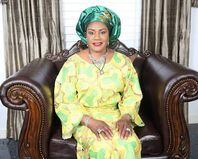 Ebele Obiano Warns Fraudsters Using her Name for APGA Ticket