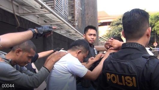 Intimidasi Dirut PT Maxima, 7 Preman Berkedok Debt Collector Ditangkap