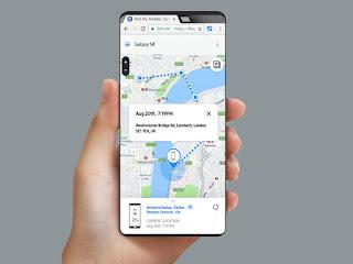 Cara Melacak HP Samsung Yang Hilang Menggunakan Find My Device