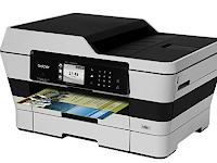 Brother MFC-J6920DW Wireless Printer Setup