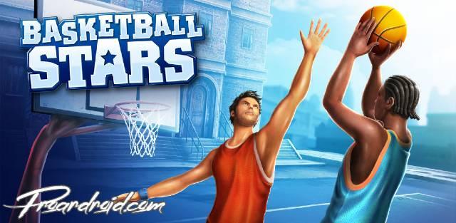 تحميل لعبة كرة السلة Basketball Stars النسخة المهكرة