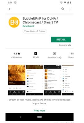 iptv a chromecast