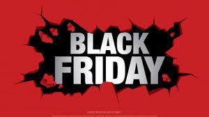 Black Friday tome cuidados