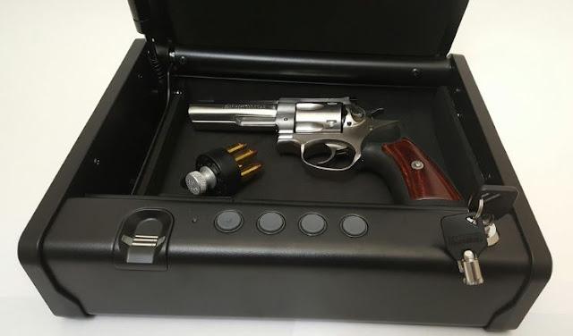 top gun safes best firearm lockbox greatest pistol safe
