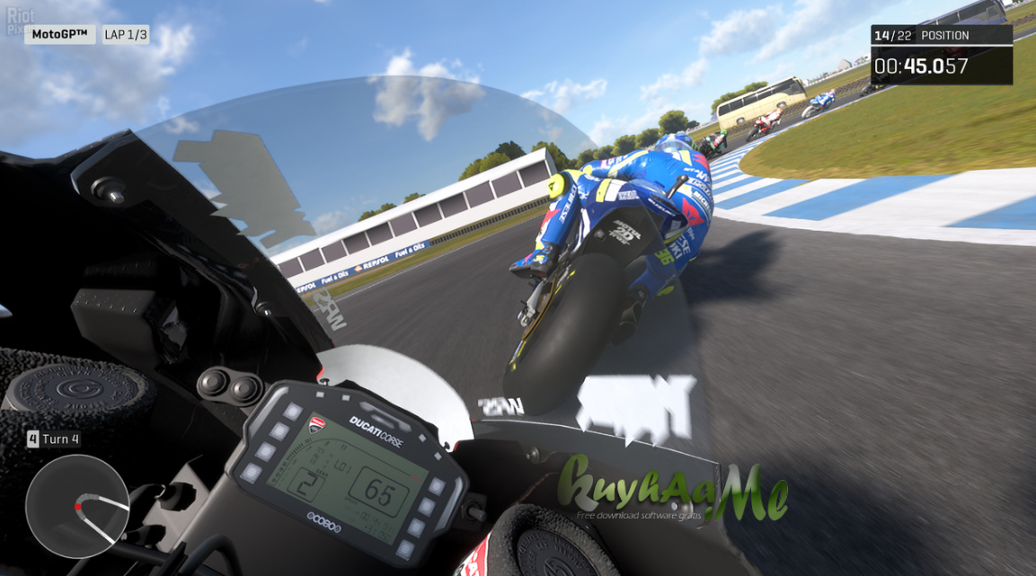 MotoGP 19 + Historical Pack DLC