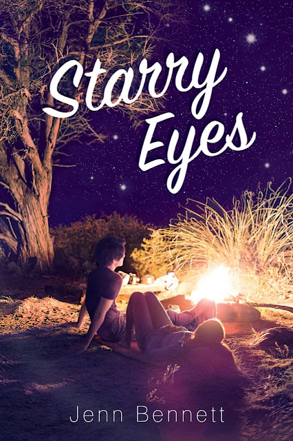 STARRY EYES BOOK COVER