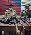 बड़ी खबर: भतीजे के हत्यारे चाचा के घर मिला हथियारों का जखीरा ..