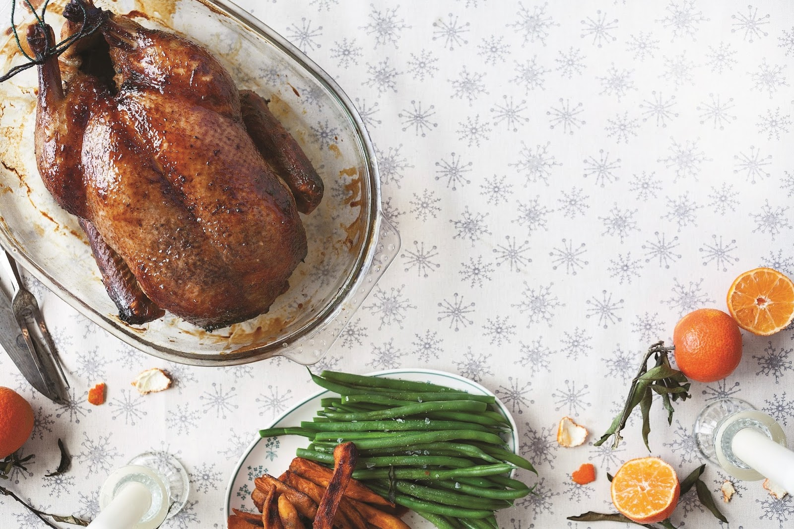 Honey-Glazed Roast Duck Recipe To Try Out