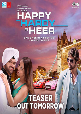 Happy Hardy And Heer 2020 Full Hindi Movie Download