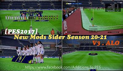 New Mods Sider 2020 (Low/Med/High) V3 AIO