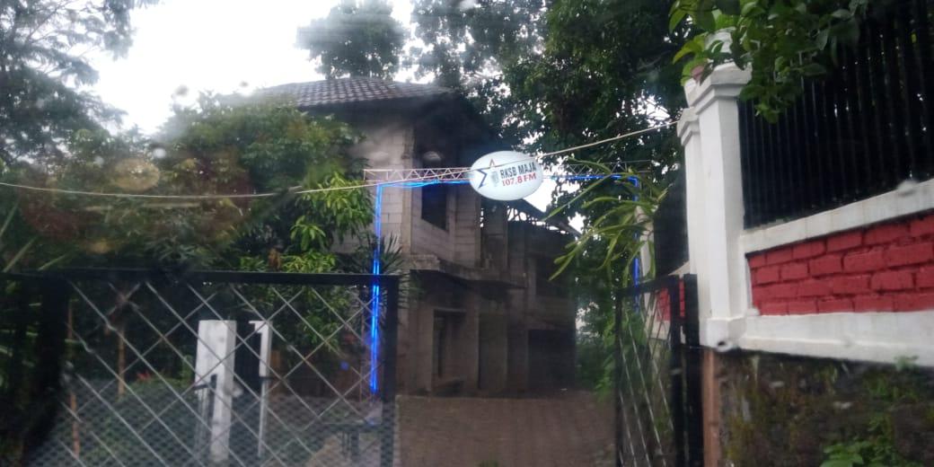 Lokasi Studio RKSB Maja 107,8 FM Bandung