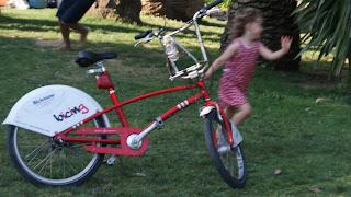 bicing-girl per Teresa Grau Ros