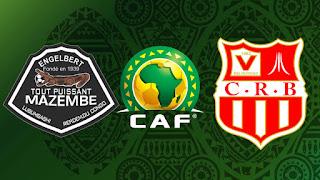 مشاهدة مباراة شباب بلوزداد ومازيمبي بث مباشر اليوم في إياب دوري أبطال أفريقيا