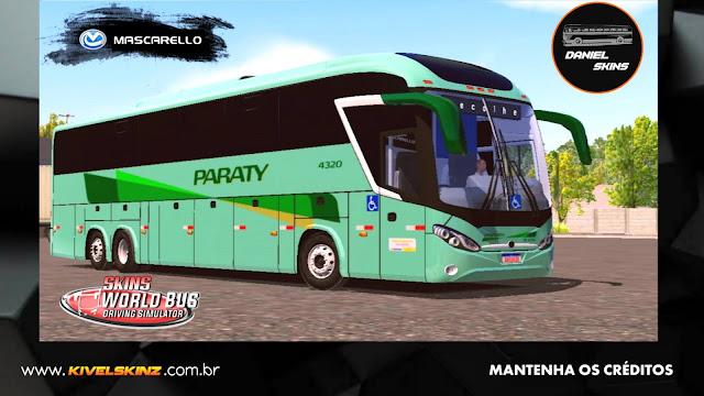 MASCARELLO ROMA R8 - VIAÇÃO PARATY