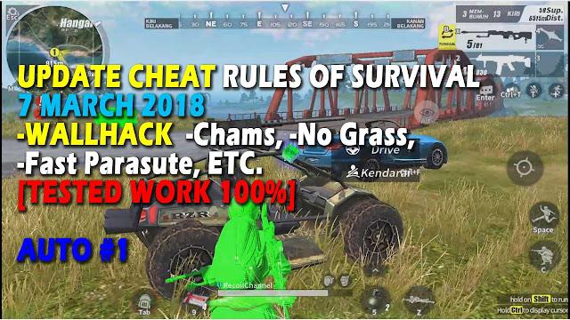 download cheat rules of survival pc terbaru
