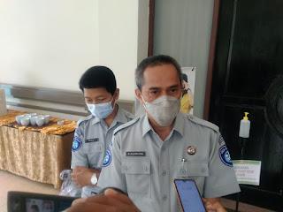 PT  Jasa Raharja Jambi Mendukung Raker Dalam Bentuk Digitalisasi Samsat.