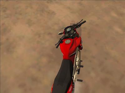 GTA SA - MOTOS 3D