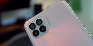 Kamera Belakang Oppo Reno 4 F