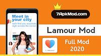 Lamour Mod Apk Fully Unlocked Free Download