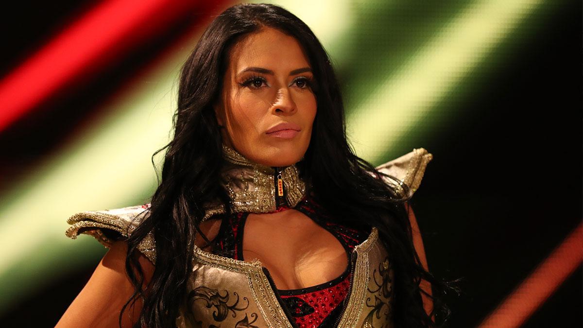 Zelina Vega pode ir parar na AEW