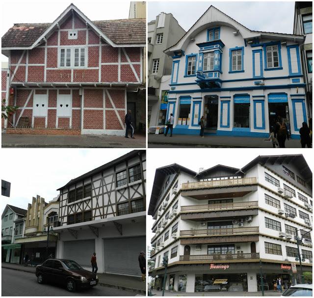 O que ver e fazer em Blumenau - SC? Arquitetura alemã