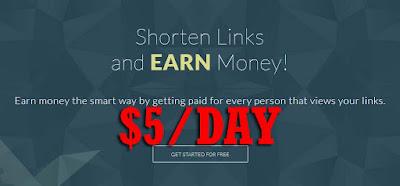 Cara Mudah Mendapatkan Uang $5 Per Hari, Mau?