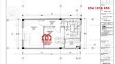 Thiết kế nhà phố 50m2 đẹp 4 tầng 1 tum phong cách hiện đại - Mã số NP1342 - Ảnh 1