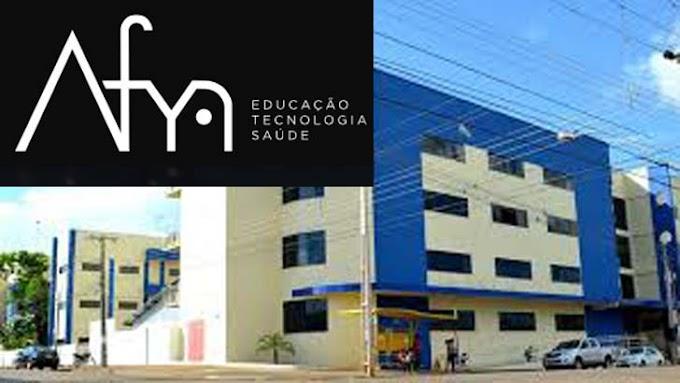 SOB NOVA DIREÇÃO: Faculdade São Lucas é vendida para grupo Afya Educacional