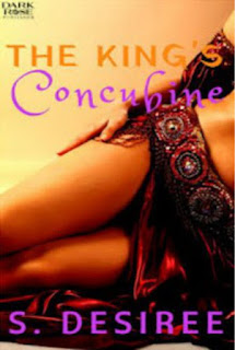 The Kings Concubine by S. Desiree