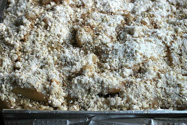 Brown Butter Apple Cinnamon Crumb Bars - Food Memory guest ...