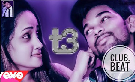 RJith – T3 Club it ! ft. Sindhu Svv