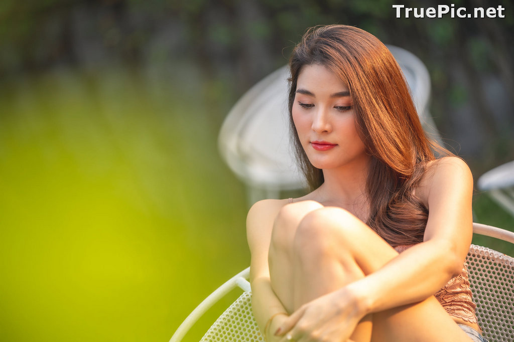 Image Thailand Model - Ness Natthakarn (น้องNess) - Beautiful Picture 2021 Collection - TruePic.net - Picture-125