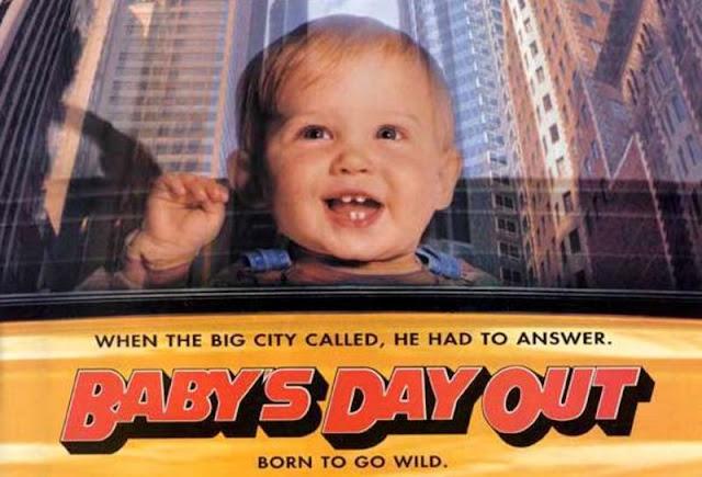 Masih Ingat Bayi Ini? Inilah Foto Pemeran Bayi di Baby's Day Out setelah dewasa