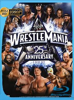 WWE WRESTLEMANIA 25 (2009) HD 1080p[GoogleDrive]