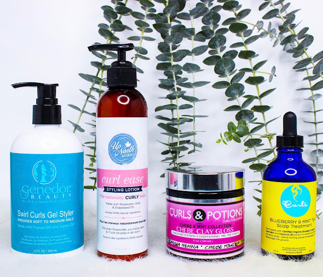 Best NEW Products for Natural Hair 2017 Christina's Choice