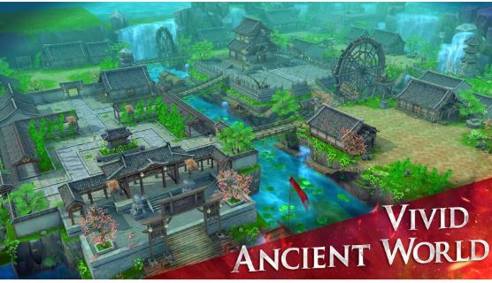 Age of Wushu Dynasty APK5
