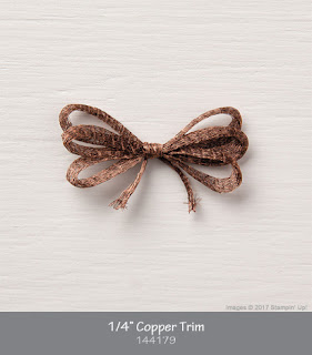 Copper Trim