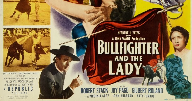 And Your Little Blog, Too: Budd Boetticher Steers a Memorable ...
