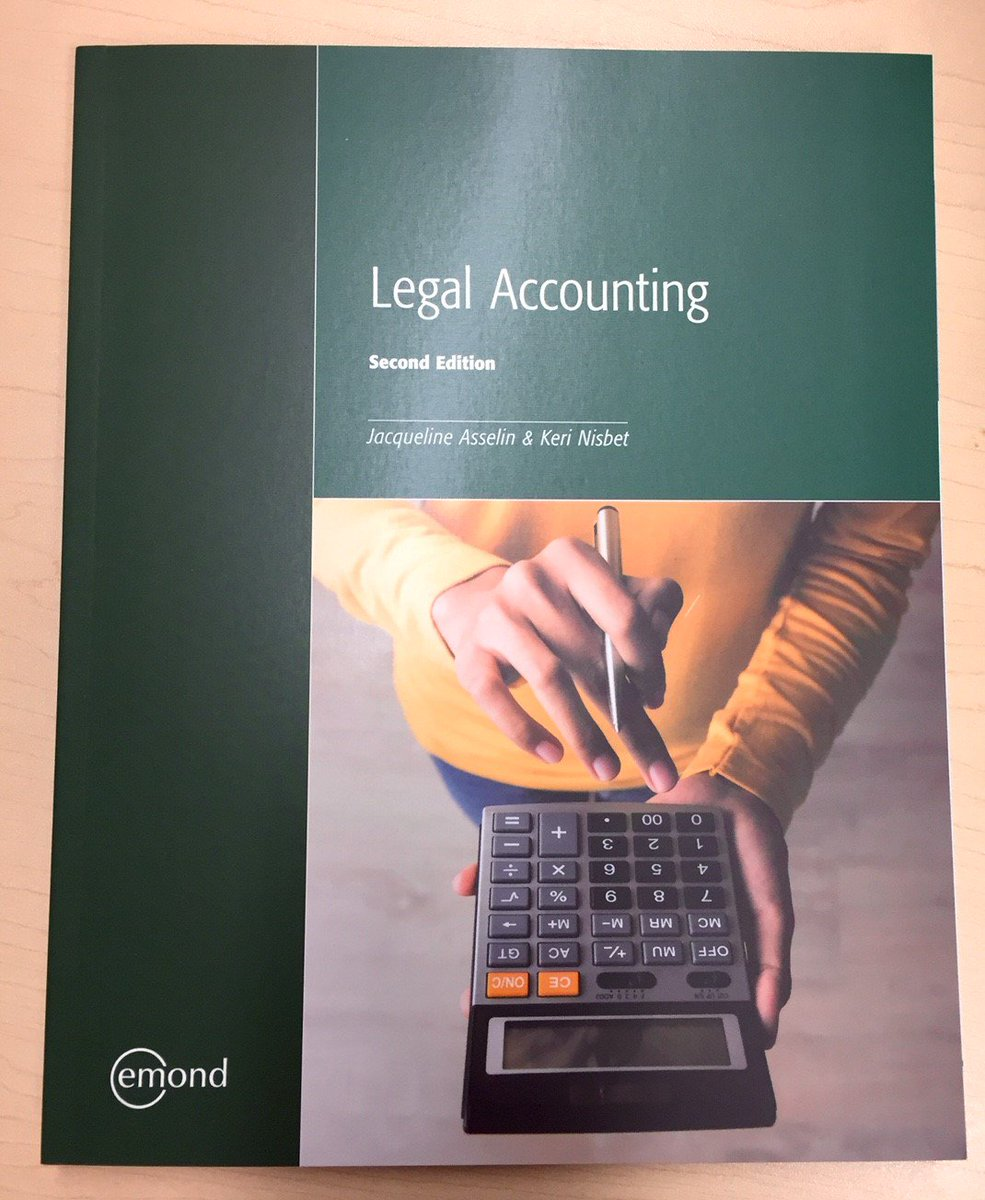 LEGAL ACCOUNTING, 2ND EDITION