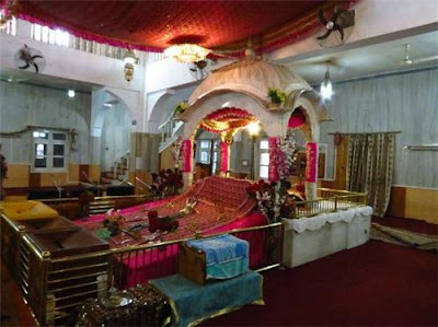 Nanolnagar Gurudar in Jammu Kashmir