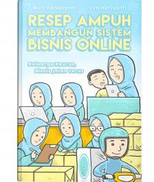 Buku resep ampuh membangun sistem bisnis online