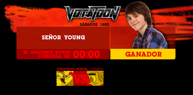 Votatoon - Señor Young