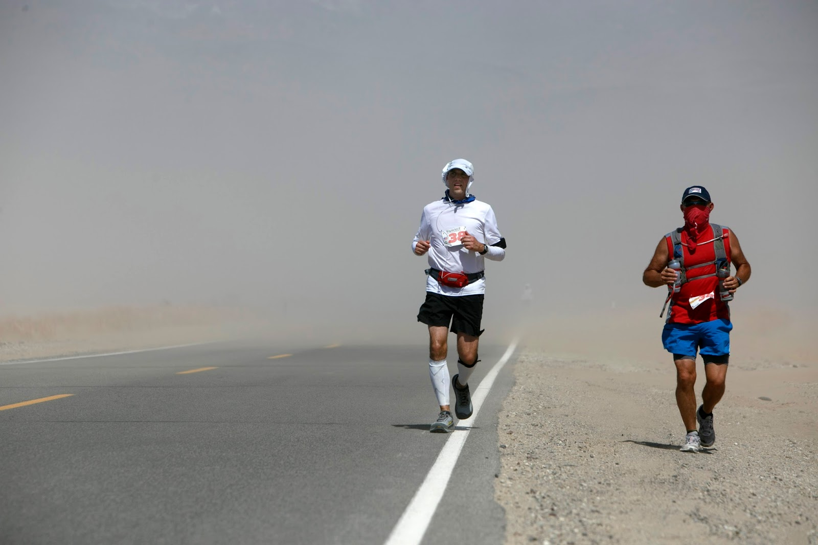 Badwater Race Report 2016